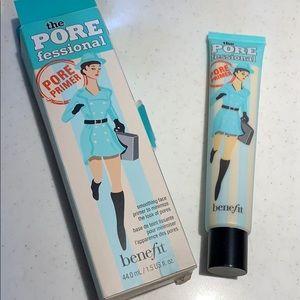 Benefit Cosmetics POREfessional Face Primer NEW